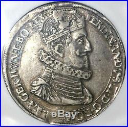 1620 NGC VF 35 Austria Taler Graz Mint Silver Thaler Dav-3099 Coin (20050102C)