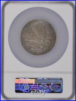 1633 Wolgast 2 Thaler NGC XF Swedish Occupation Gustavus Adolphus 60 Minted