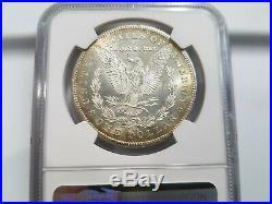 1878 CC Morgan Silver Dollar NGC MS 64 Vam 11 Wing Lines Mint Error Carson City