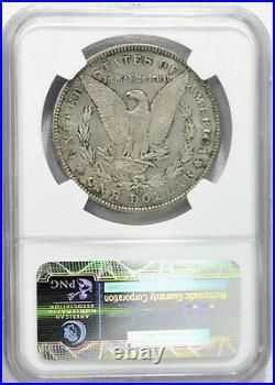1878-CC US Mint Morgan Silver $1 Dollar MS 62 NGC Graded Carson City Coin