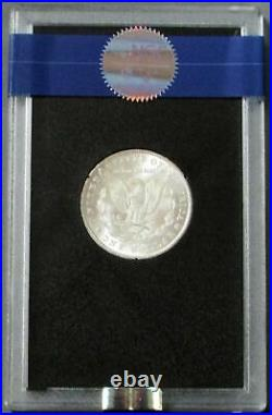 1881 CC Carson City Morgan Silver Dollar Gsa Hoard Ngc Mint State 63+