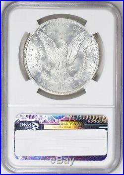1881-S Morgan Silver Dollar NGC MS-64 Star Mint State 64 Star Nice Coin