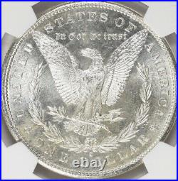 1881-S Morgan Silver Dollar NGC MS-66 CAC Mint State 66 CAC