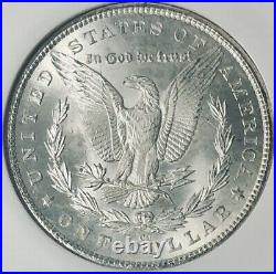 1883-CC Morgan Silver Dollar NGC MS-65 Certified Mint State 65 MS-65