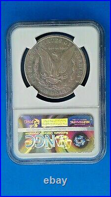 1901 S $1 NGC MS 62 Better Date S-Mint Morgan Silver Dollar