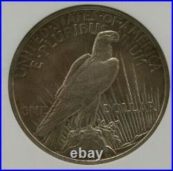 1921 P Peace Silver Dollar Ngc Ms62 Key Date Philadelphia Mint Beautiful Coin