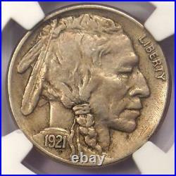 1921-S Buffalo Nickel 5C Coin (Mint Error) Certified NGC XF45 $990 Value