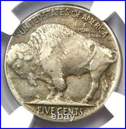 1924-S Buffalo Nickel 5C Coin (Mint Error) Certified NGC XF45 $965 Value