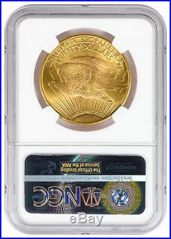 1924 Saint Gaudens $20 Gold Double Eagle NGC MS64 Mint State 64