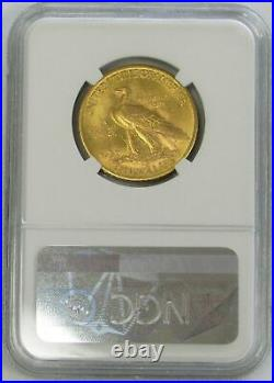 1926 Gold $10 Indian Head Coin Ngc Mint State 64