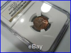 1979 Jefferson Nickel NGC MS 64 Struck On Cent Planchet Mint Error Off Metal