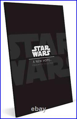 2018 Niue S$2 Star Wars A New Hope Silver Foil FR CGC10 NGC CGC 10 Mint OGP