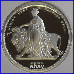 2019 Royal Mint 2oz Una and the Lion Coin Silver Proof NGC PF69 Ultra Cameo