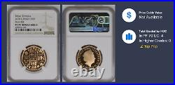 2020 Royal Mint Team GB 50p Gold Proof NGC PF70 Fifty Pence Tokyo Olympics UK