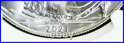 2021-(P) American Silver Eagle Struck at Philadelphia Mint Emergency Productio