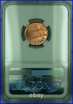 Lincoln Cent MULTI STRUCK withOBV STRUCK THRU CAPPED DIE Mint Error NGC MS-66 RB