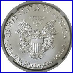 Lot Of 5 2020 (P) $1 Silver American Eagle NGC MS69 Early Releases ER Live Rea