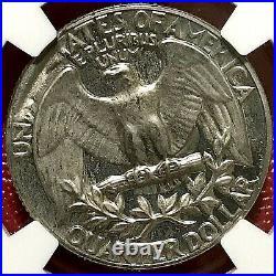 Major Cud 1972-s Proof Washington Quarter Ngc Pf-66 Mint Error