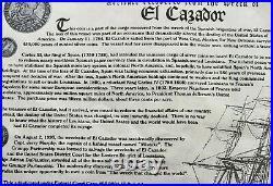 NGC Authentic El Cazador Shipwreck AR 8 Reales. Mexico City Mint. 1783 AD