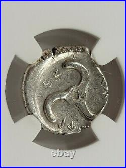 NGC XF Dynasts of Lycia, Perikles AR Third Stater. 380-360 BC. Limyra Mint