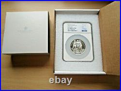 Royal Mint 2020 Three Graces 5oz Silver Proof Coin NGC PF 70 Ultra Cameo