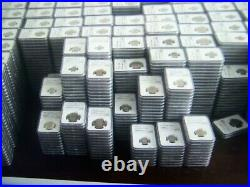 (lot Of 20)ngc Graded Coins-clean Freshly Graded No Circulated Trash-read No Box